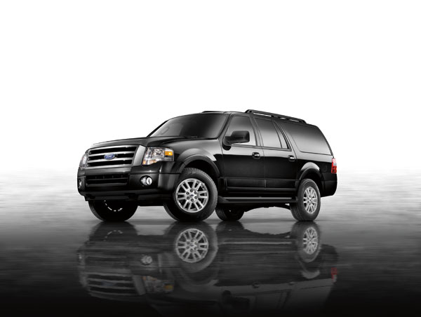 The 2014 Ford Expedition is just one of the many vehicles that are produced at the Ford Kentucky Truck Plant.