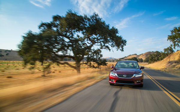 Honda Accord Outsells Camry Once Again