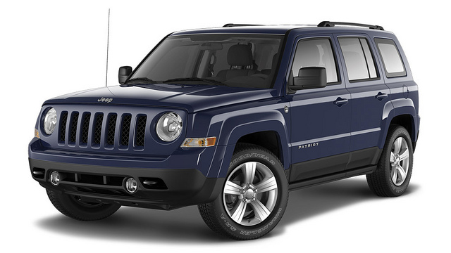 2014 jeep patriot overview the news wheel. Black Bedroom Furniture Sets. Home Design Ideas
