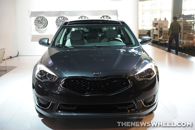 2014 Kia Cadenza | Kia's 2014 Sales Performance