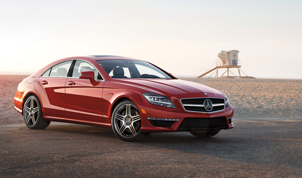 2014 mercedes benz cls class overview the news wheel. Cars Review. Best American Auto & Cars Review