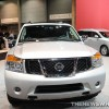 2014 Nissan Armada front fascia