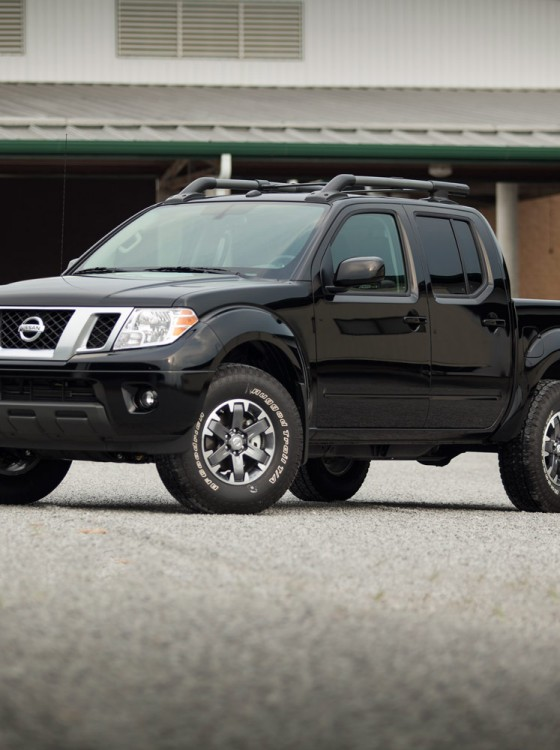 2014 nissan frontier overview the news wheel. Black Bedroom Furniture Sets. Home Design Ideas