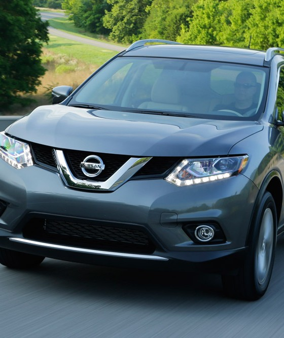 nissan rogue history the news wheel. Black Bedroom Furniture Sets. Home Design Ideas
