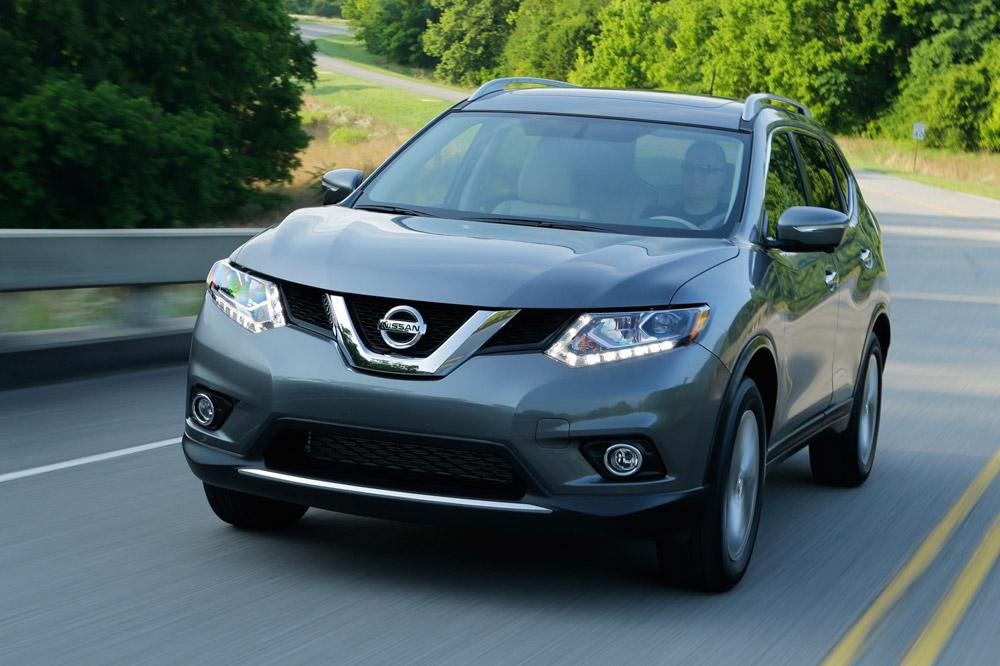 Nissan Rogue History