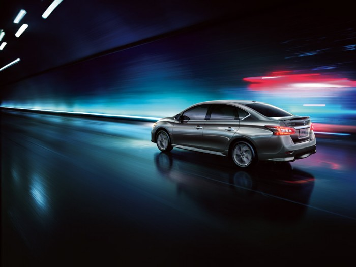 2014 Nissan Sentra Overview
