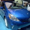 2014 Prius v Front