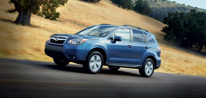 Subaru released 2015 Forester pricing information