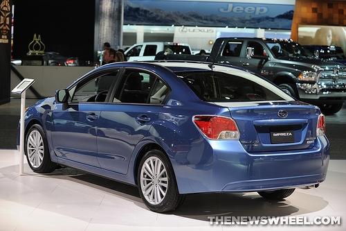 2014 subaru impreza overview. Black Bedroom Furniture Sets. Home Design Ideas