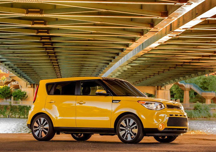 2014 Kia Soul -Kia Tops Strategic Vision's Total Quality Index Study