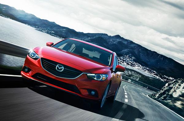2014 Mazda MAZDA6 Mazda Most Improved