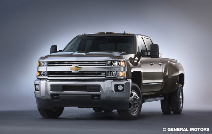 2015 Chevrolet Silverado HD | GM's December 2014 sales