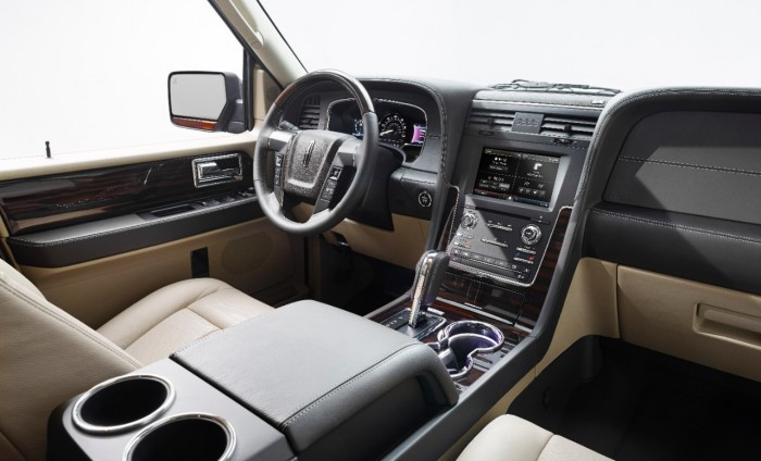 2015 Lincoln Navigator Interior Makes Life More Luxurious ...