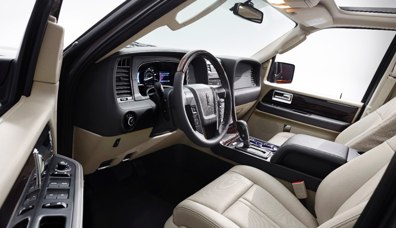 Nice 2015 Lincoln Navigator Interior Makes Life More Luxurious   The News Wheel