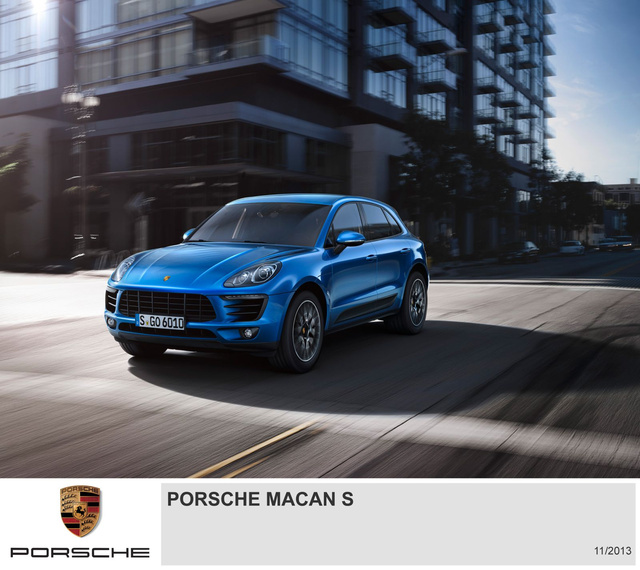 Porsche and China both are smitten by the Macan