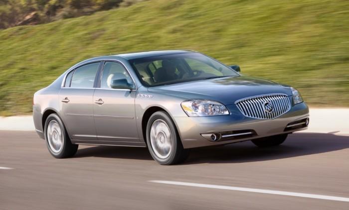 J.D. Power 2014 Vehicle Dependability Study -Buick Lucerne 2011