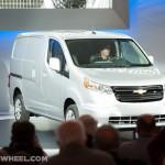 GM Half-Ton Vans Nixed, City Express taking place
