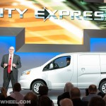 2015 Silverado HDs and 2015 City Express Debuted in Chicago