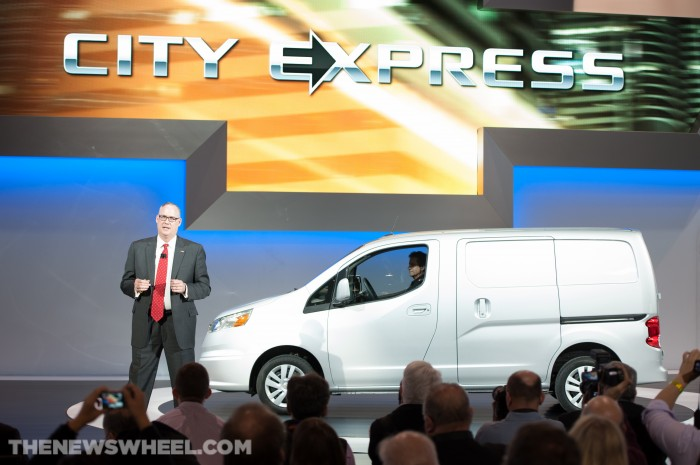 2015 City Express pricing