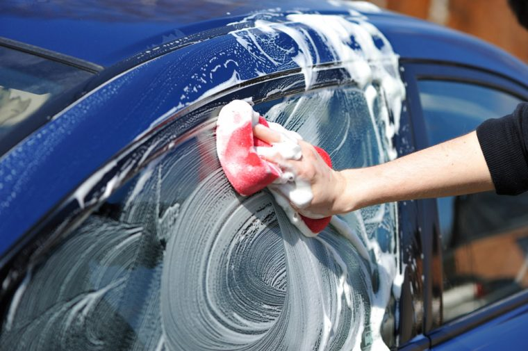 How to Hand Wash Your Car