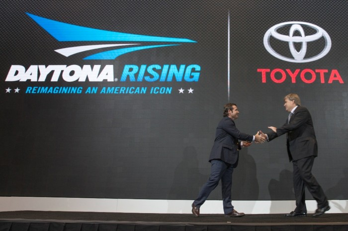 Toyota and DAYTONA Rising
