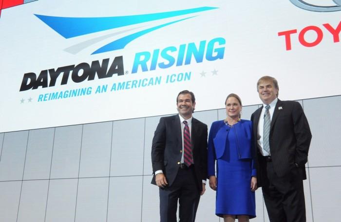 Toyota and DAYTONA Rising