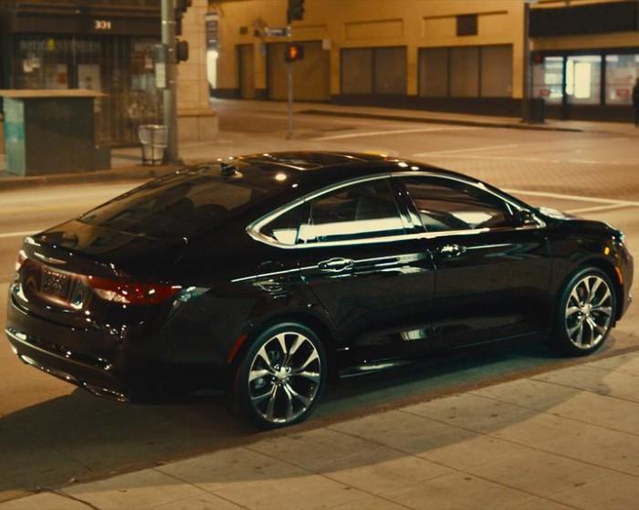 Chrysler Super Bowl Ad Dylan 200