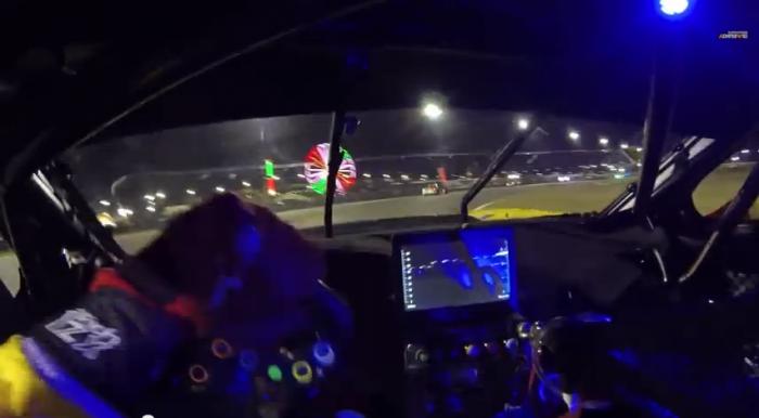 Corvette at Rolex 24 at Daytona