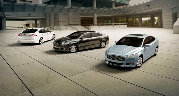 Fusion: Ford Vehicles Are Most Awarded on Best Cars for the Money List
