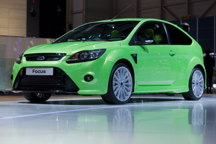 2015 Focus RS Rumored