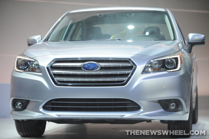 2015 Subaru Legacy Named The Car Connection's Best Car To Buy 2015