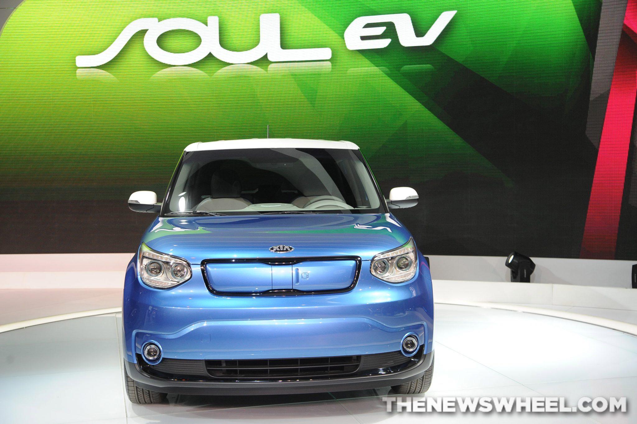Kia Soul EV Awarded First Ever Automotive UL Environment Validation   The  News Wheel