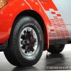Nissan Frontier Diesel Runner wheel