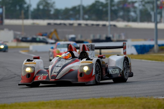 Nissan's Rolex 24 Finish: Two Racecars in the Top 10