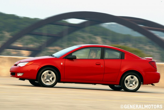 Expanded GM recall: Saturn Ion