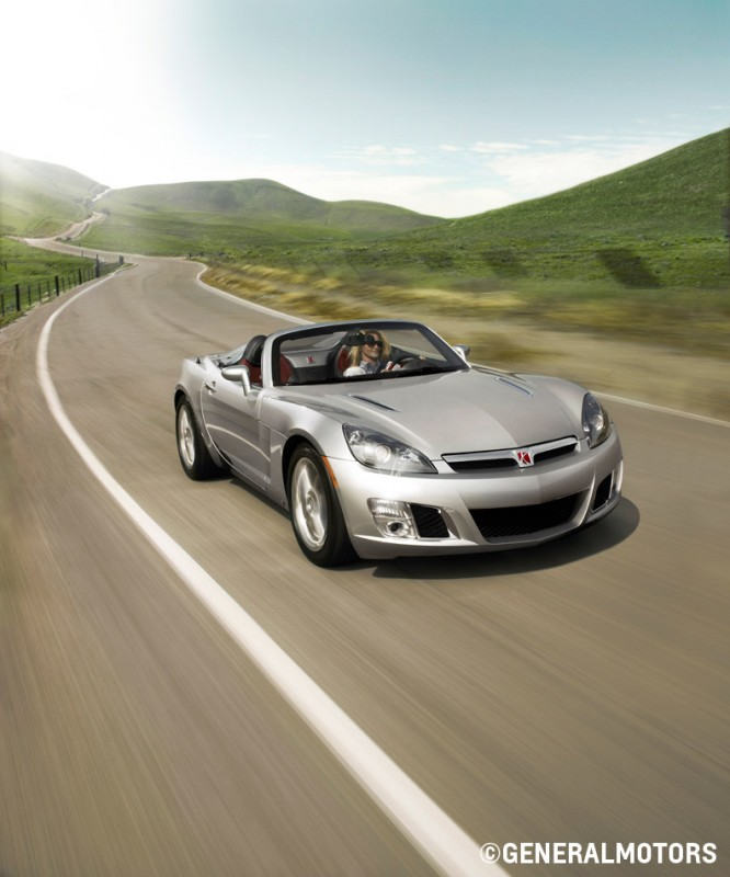Expanded GM recall: Saturn Sky