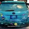 Shedd Aquarium 2014 Prius V Rear