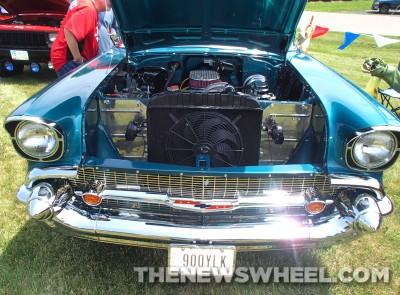 Stolen 1957 Chevy Bel Air