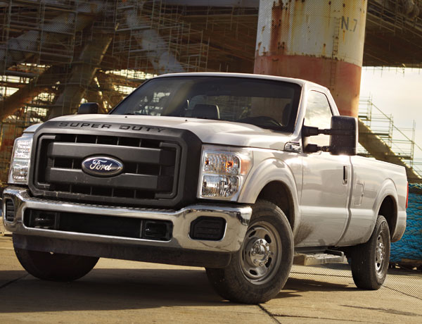 2014 Ford F-Series Super Duty Overview