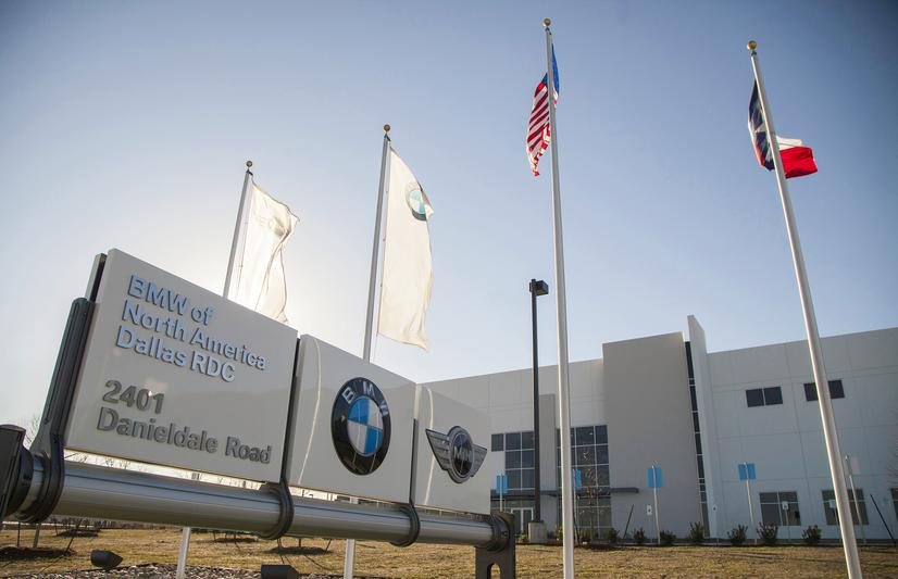 BMW Texas Regional Parts Distribution Center