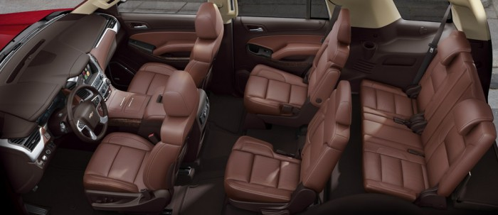 2015 chevrolet and gmc full size suvs improve fuel economy. Black Bedroom Furniture Sets. Home Design Ideas