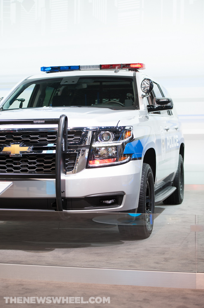 2015 Chevrolet Tahoe PPV Interior