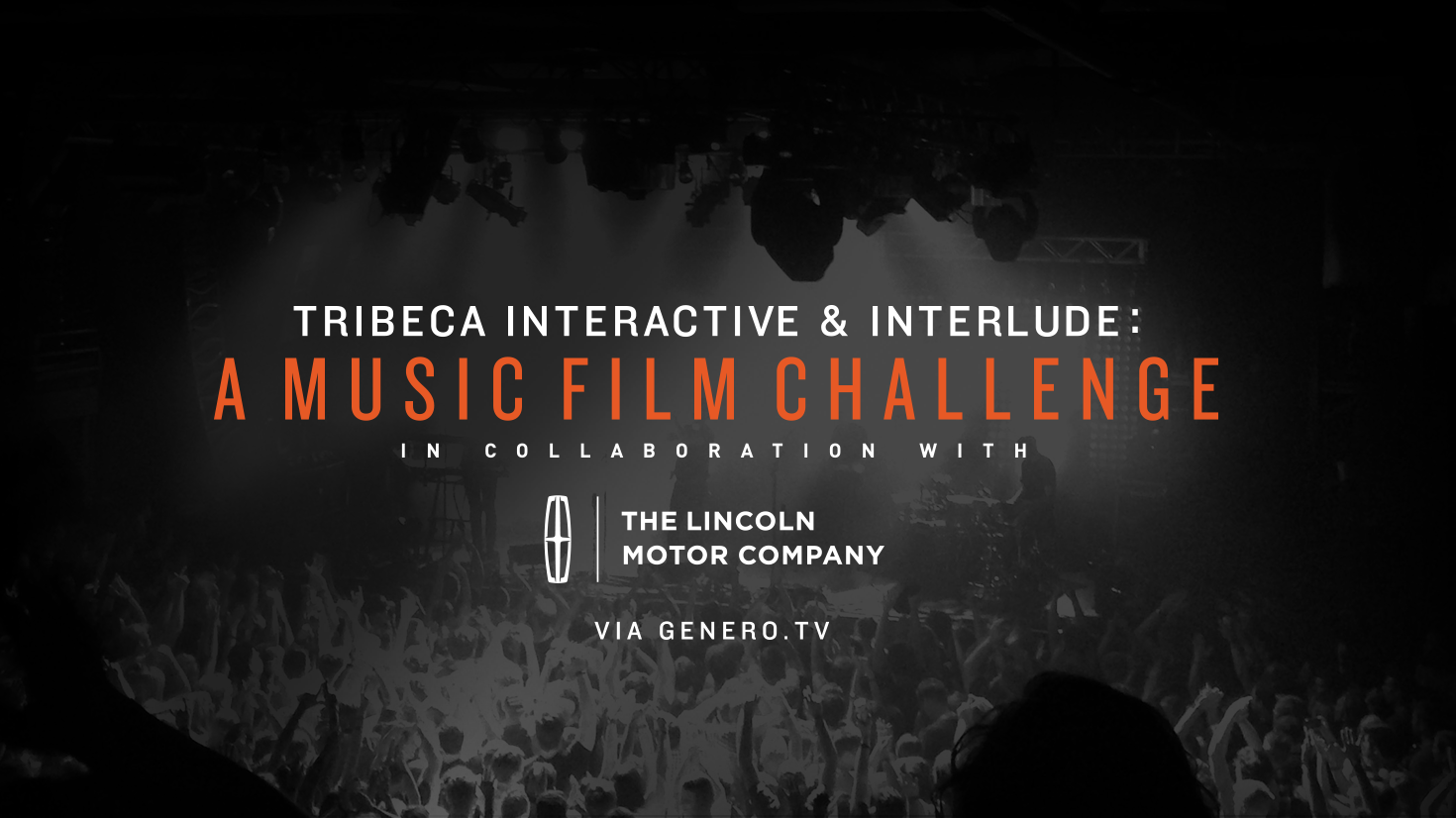 Tribeca Interactive & Interlude: A Music Film Challenge
