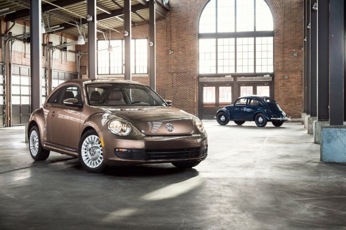 Volkswagen Beetle Celebrates 65 Years
