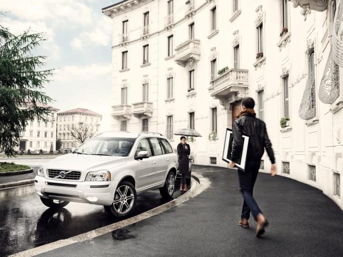 2014 Volvo XC70 overview