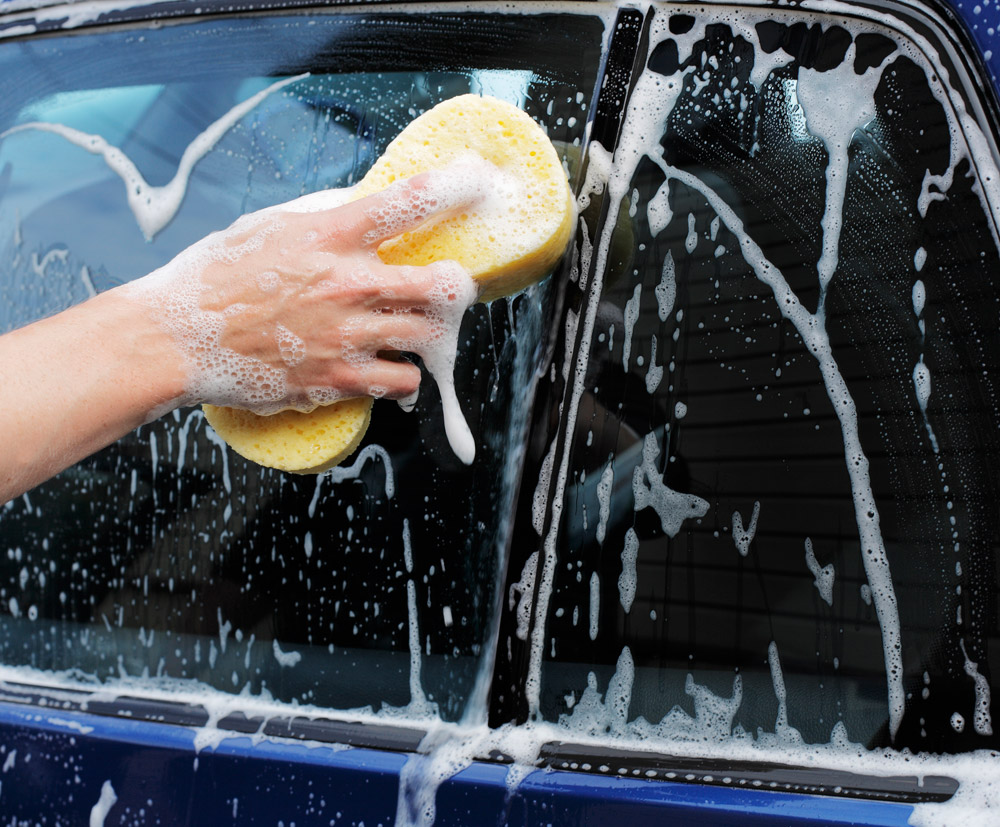 Streak-free windows - Car Care Tips