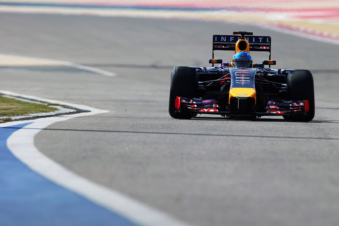 Infiniti Red Bull Racing sponsorship