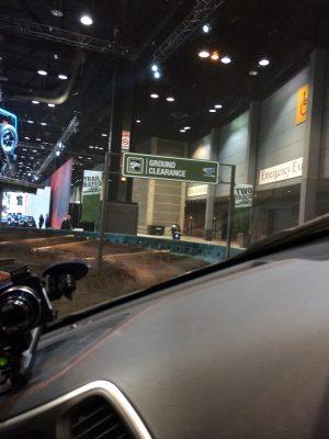 Camp Jeep - Stability Tilt