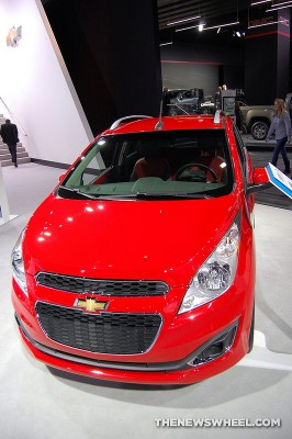 2014 Chevrolet Spark | Consumer Reports Worst New Cars of 2014 List