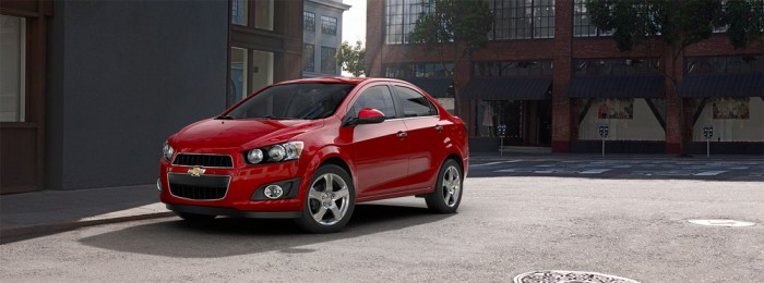 2014 Chevy Sonic Pricing